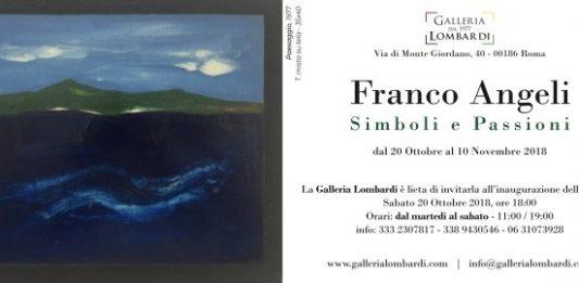Franco Angeli – Simboli e Passioni