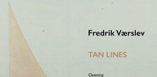 Fredrik Værslev – Tan Lines