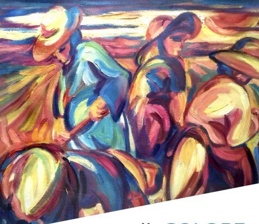 Fulvia Pinnarò – Il colore oltre il tempo