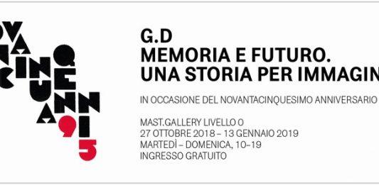 G.D Memoria e Futuro. Una storia per immagini