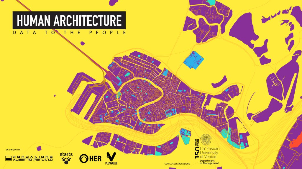 Human Architecture. Data to the People