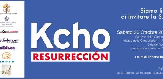 Kcho  – Resurrección