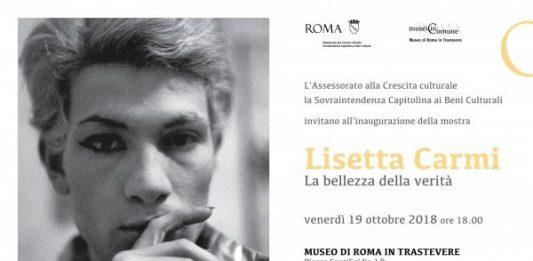 Lisetta Carmi – La bellezza della verità