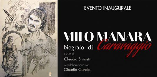 Manara biografo di Caravaggio