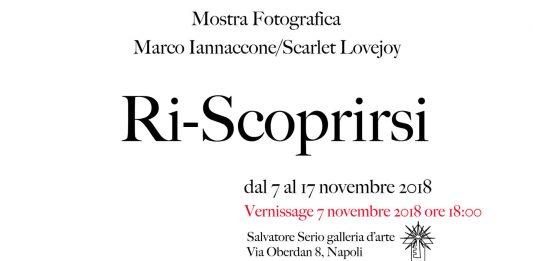 Marco Iannaccone / Scarlet Lovejoy – Ri-scoprirsi
