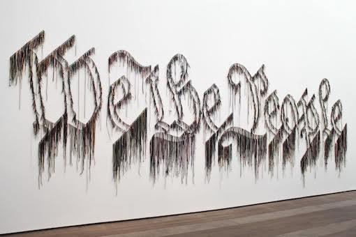 Nari Ward – Holding Patterns, per Arte – impresa – territorio