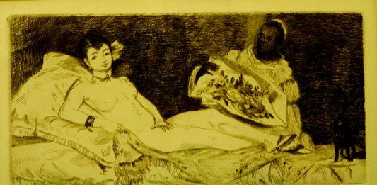Olympia e le Muse
