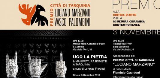 Premio Città di Tarquinia Luciano Marziano