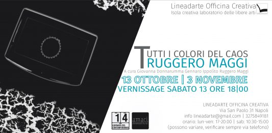 Ruggero Maggi – Tutti i colori del Caos