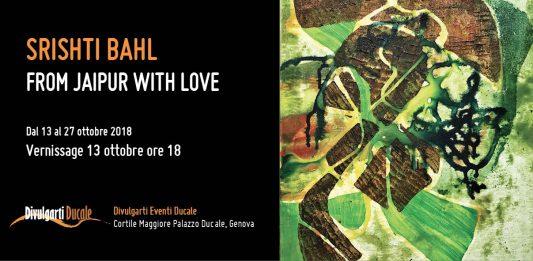 Srishti Bahl – From Jaipur with love