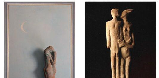 Studio, visione: la scultura di Marco e Massimo Ruffini
