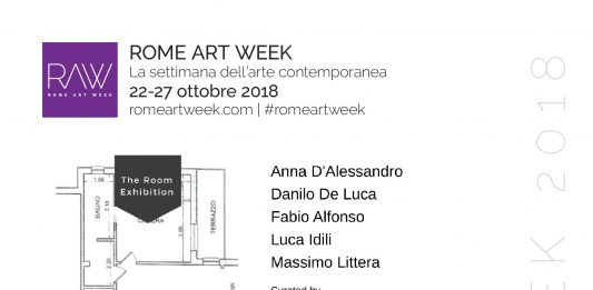 The Room Exhibition al Rome Art Week