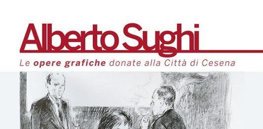 Alberto Sughi – Le opere grafiche donate alla Città di Cesena