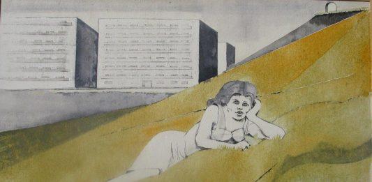 Bruno Caruso – Frammenti di una visione. Antologia di disegni