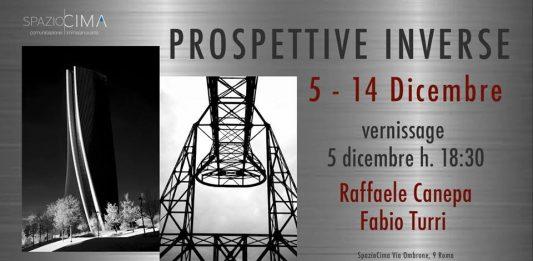 Fabio Turri / Raffaele Canepa – Prospettive Inverse