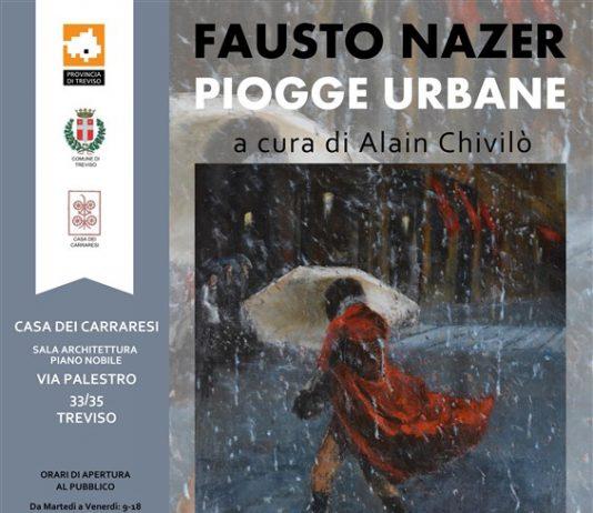 Fausto Nazer – Piogge Urbane