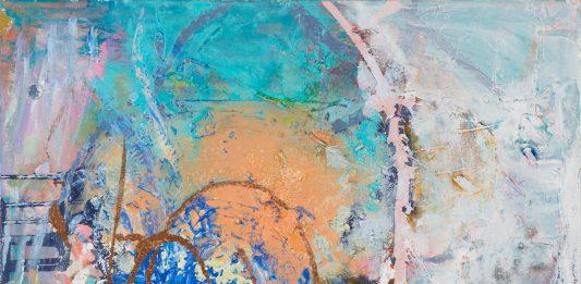Flussi energetici e odissee emotive nei colori di Josée van Schuppen
