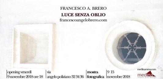 Francesco Angelo Brero – Luce senza oblio