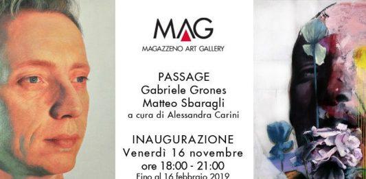 Gabriele Grones / Matteo Sbaragli – Passage