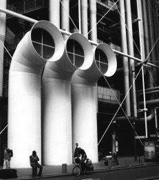 Gianni Berengo Gardin fotografa Renzo Piano
