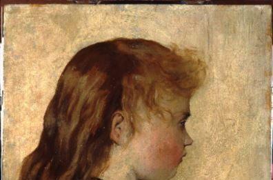 Giovanni Fattori – Gotine rosse