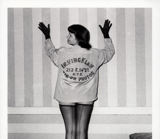 Maurizio Galimberti – Betty Page. Ready-made