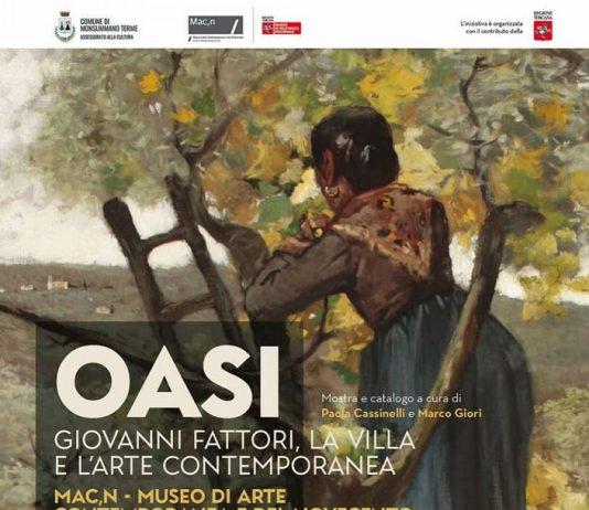Oasi. Giovanni Fattori, la villa e l'arte contemporanea
