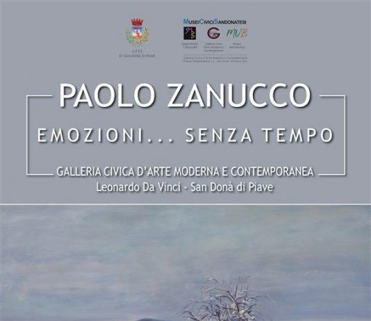 Paolo Zanucco – Emozioni … Senza tempo
