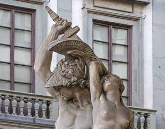 Ratto di Polissena. Pio Fedi scultore classico negli anni di Firenze Capitale