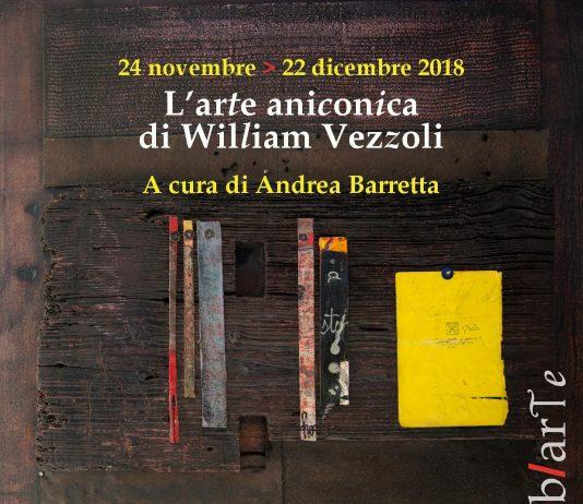 William Vezzoli  – Arte aniconica