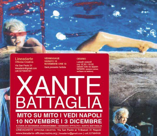 Xante Battaglia – Mito su Mito | Vedi Napoli