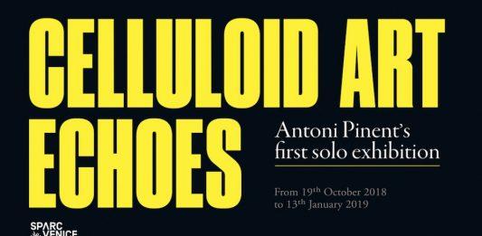 Antoni Pinent – Celluloid Art Echoes