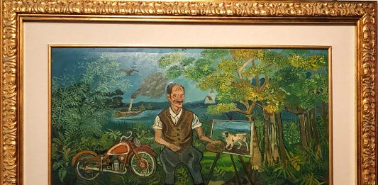 Antonio Ligabue – L'uomo, il pittore