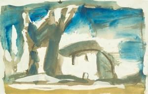 Appunti di viaggio. Piccoli studi di Mario Sironi dal 1915 al 1955