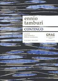 Ennio Tamburi – Continuo