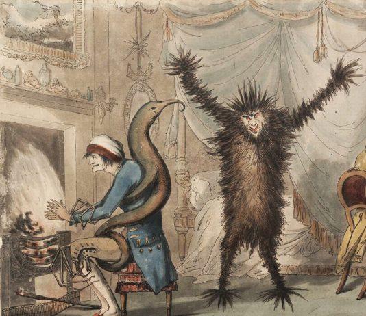 Giuliana Rosso – A Creepy and Holy Jingle (Un Timoroso e Sacro Tintinnio)