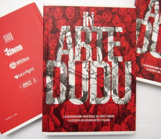 In arte Dudu: un libro illustrato da 30 artisti per raccontare la Dichiarazione universale dei diritti umani