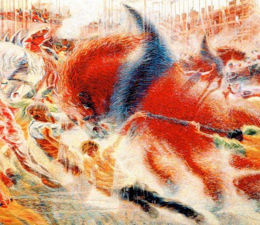 La storia dell'arte in galleria #7.  Il Futurismo: un'avanguardia tutta milanese