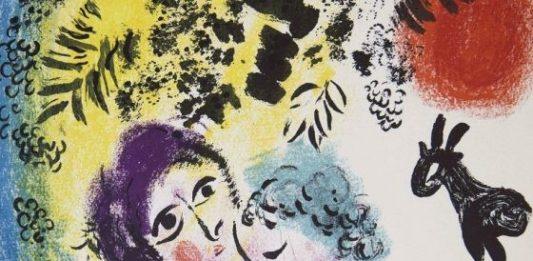 Marc Chagall – L'anima segreta del racconto