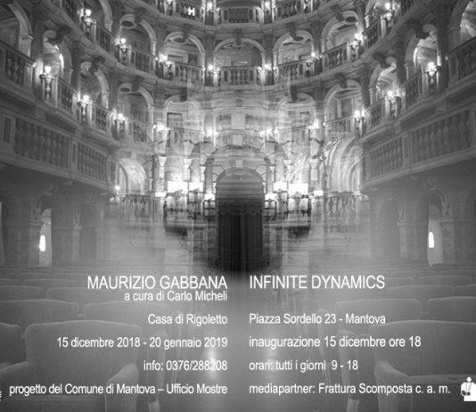 Maurizio Gabbana – Infinite Dynamics