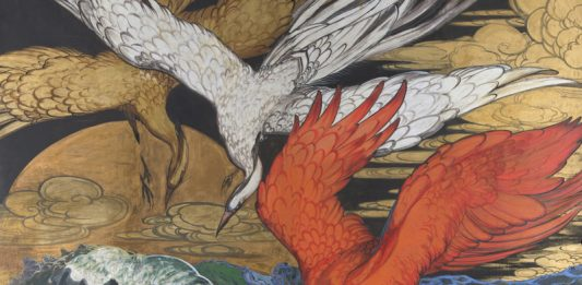 Orizzonti d'acqua tra Pittura e Arti Decorative. Galileo Chini e altro protagonisti del primo Novecento