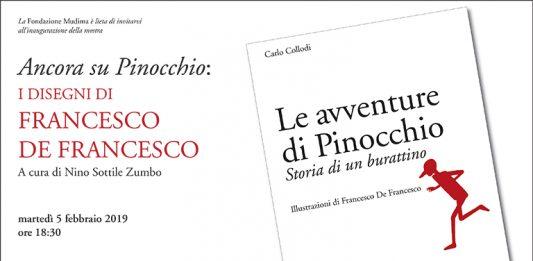 Ancora su Pinocchio: I disegni di Francesco de Francesco