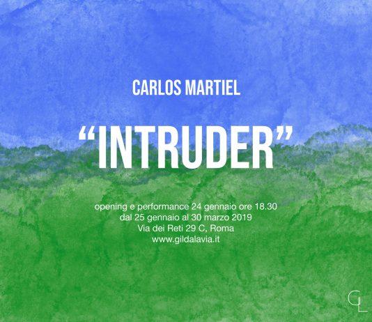 Carlos Martiel – Intruder