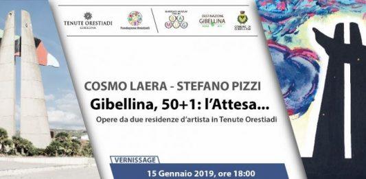 Cosmo Laera / Stefano Pizzi – Gibellina.  50+1 L'Attesa / I nuovi reperti della collezione archeologica