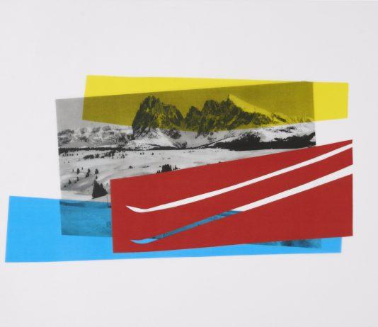 Emi Ligabue – La settimana bianca. Greetings from the Alps