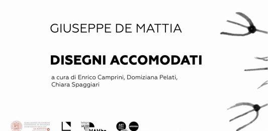 Giuseppe De Mattia – Disegni Accomodati
