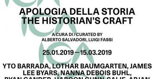 Inaugurazione + Apologia della Storia