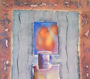 Laurette Bono – Il vetro invecchia nel vetro