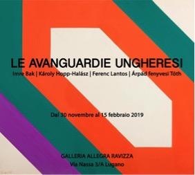 Le Avanguardie Ungheresi