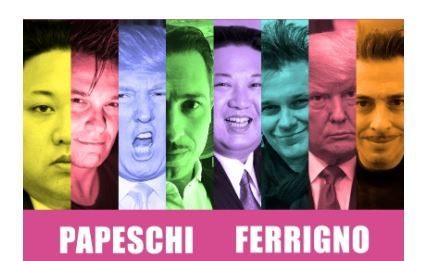 Max Papeschi / Max Ferrigno – Pyongyang Rhapsody | The Summit of Love